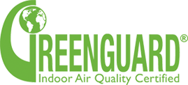 greenguard logo graphic