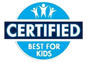 Certified Best for Kids Logo